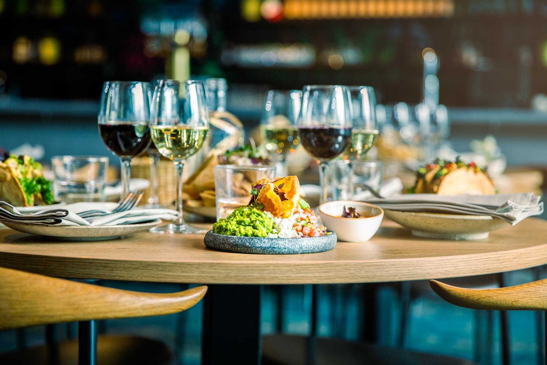 Eatery social skanstull Vatos middag